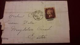 Affrancatura 1864 - Interi Postali