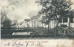 Zaventem - Saventhem - Les Papeteries - Cliché De J. Vercouter - 1903 - Zaventem