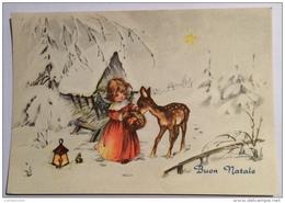 BUON NATALE  NON VIAGGIATA  FG - Weihnachten