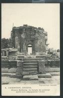 Cambodge - Angkor - Phnom Bakheng, Le Temple Du Sommet Après Son Dégagement ( 1924 )   Malc8713 - Cambodia