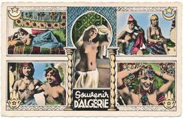 NU Ethnique - Souvenir D'Algérie - C.A.P. - Afrique Du Nord (Maghreb)