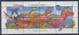 G04. St Vincent - MNH - Animals - Prehistorics - Stamps