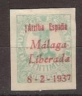 Patrioticos Malaga 02 ** Habilitación Roja - Emisiones Nacionalistas