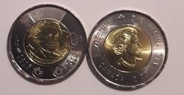 Canada - 2 Dollars 2015 UNC John McDonald Lemberg-Zp - Canada
