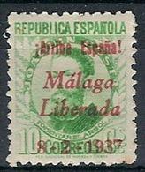 Patrioticos Malaga 11 * Sobrecarga Roja - Emisiones Nacionalistas
