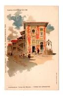 ESPAGNE . ANDALOUSIE AU TEMPS DES MAURES . FONDA DE CERVANTES . EXPOSITION UNIVERSELLE DE PARIS 1900 - Réf. N°7526 - - Unclassified