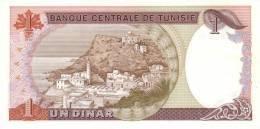 TUNISIA P. 74 1 D 1980 UNC - Tunisia