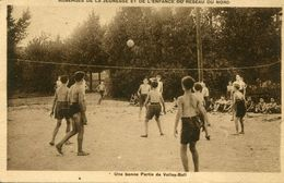 VOLLEYBALL - Volleyball