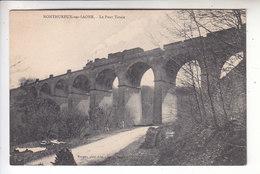 Ps- 88 - MONTHUREUX SUR SAONE - Le Pont Tatale - Train - Locomotive - - Monthureux Sur Saone