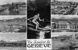 SKI NAUTIQUE(GENEVE) - Wasserski