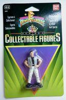 Figurine Sous BLISTER CARTE POWER RANGERS SERIE 3 2457 KUNT SPAREN 1995 - Power Rangers