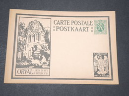BELGIQUE - Entier Postal , Illustration Orval - L 14396 - Entiers Postaux