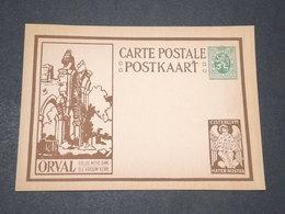 BELGIQUE - Entier Postal , Illustration Orval - L 14397 - Illustrat. Cards