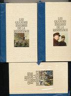 LES GRANDES ENIGMES DE LA RESISTANCE - Books