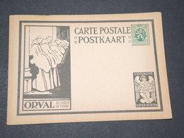 BELGIQUE - Entier Postal , Illustration Orval - L 14398 - Entiers Postaux