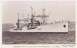Pétrolier        671         Pétrolier Ravitailleur D'escadre Seine - Tankers