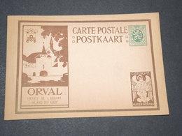 BELGIQUE - Entier Postal , Illustration Orval - L 14399 - Illustrat. Cards