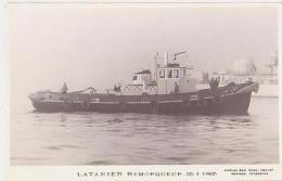 Remorqueur        718        Remorqueur Latanier - Remorqueurs