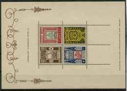 Estonie (1938) Bloc Feuillet 1 (Luxe) - Estland