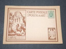 BELGIQUE - Entier Postal , Illustration Orval - L 14400 - Illustrat. Cards