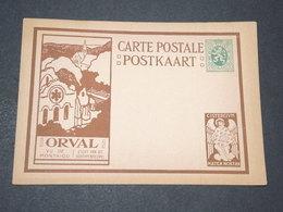 BELGIQUE - Entier Postal , Illustration Orval - L 14402 - Entiers Postaux