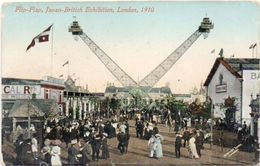 LONDON - Flip-Flap, Japan British Exhibition London 1910  (102467) - London