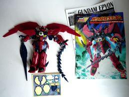 GUNDAM EPYON MOBILE SUIT BANDAI Sans Boîte Figurine Montée Avec Notice - Figurines