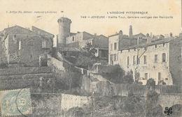 Joyeuse (L'Ardèche Pittoresque) - Vieille Tour, Derniers Vestiges Des Remparts - Edition C. Artige - Joyeuse