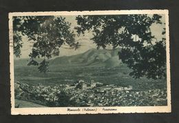 MONREALE ( PA ) - PANORAMA ( Spedita 1940 ) - Palermo
