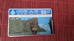 Phonecard Thailand 312 E Used - Tailandia