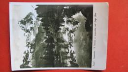 BREUIL- Tramonto- Il Cervino Si Rispecchia Nel Lago Bleu - Non Classificati