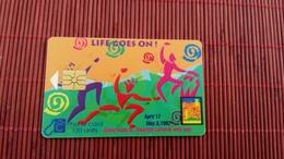 St Maarten  Phonecard 120 Units - Télécartes