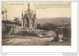 FONTAINE MIRACULEUSE N.D.DE LORETTE ENTRE UZEL ET LE QUILLIS - France