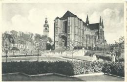 Bergen - Mons - Collégiale Ste-Waudru Et Beffroi - Nels N° 33 - Mons