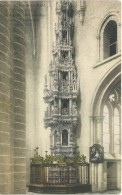 Zoutleeuw - Léau - Eglise St-Léonard - Tabernacle - 1909 - Zoutleeuw