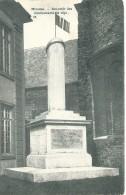 Nijvel - Nivelles - Souvenir Des Combattants De 1830 - N° 52 - Nivelles