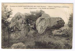 SAINT BARTHELEMY DE VALS LE CROMLECH - France