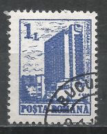 Romania 1991. Scott #3664 (U) Hotel Continental, Timisoara - 1948-.... Républiques