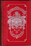 CONTES DE MON PERE LE JARS PAR L BOURLIAGUET IL JEAN ROUTIER Bibliothéque Rose Illustrée - Livres, BD, Revues