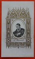 """Image Pieuse - St Benoit"""" - Début XIXème - Images Religieuses"""