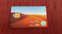 Phonecard 30 Units - United Arab Emirates