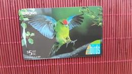 Phonecard New Zealand Bird Number 332BD - New Zealand