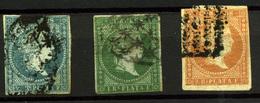 2142-Cuba Nº 1/3 - Cuba (1874-1898)
