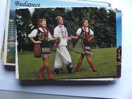 Hongarije Ungarn Magyar Buzsak Volkstracht Costumes - Hongarije