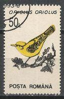 Romania 1993. Scott #3817 (U) Oriolus Oriolus, Bird * - 1948-.... Républiques
