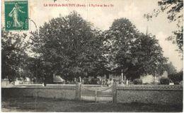 LA HAYE ROUTOT ... L EGLISE - Féroé (Iles)
