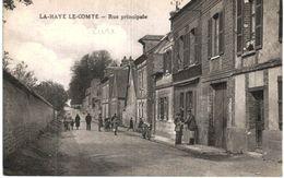 LA HAYE LE COMTE ... RUE PRINCIPALE - Féroé (Iles)