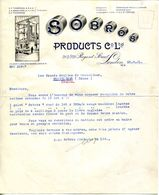 LONDRES.SOBROS PRODUCTS Co.Ltd.215-221 REGENT STREET. - Royaume-Uni