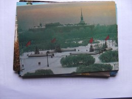 Rusland Russia USSR Leningrad With Snow - Rusland
