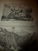 1935 HAUTES-PYRENEES - (Histoire Naturelle-Langage-Costumes-Villes Et Châteaux-Population-Industrie -etc) - Books, Magazines, Comics